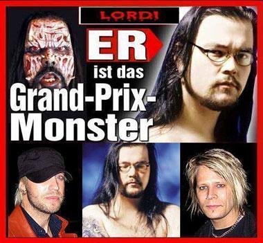 Lordi - LORDI KIITTAA KAIKKIA AANESTAJIAAN EUROVIISUISSA! Finnek egyébként.  http   www.lordi.org 33a6cfd14f